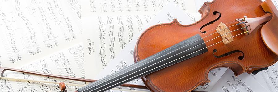 バイオリン大